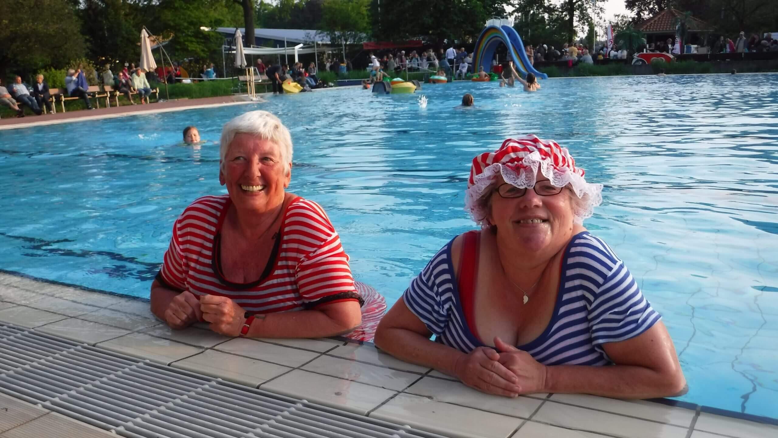 Schwimmerinnen